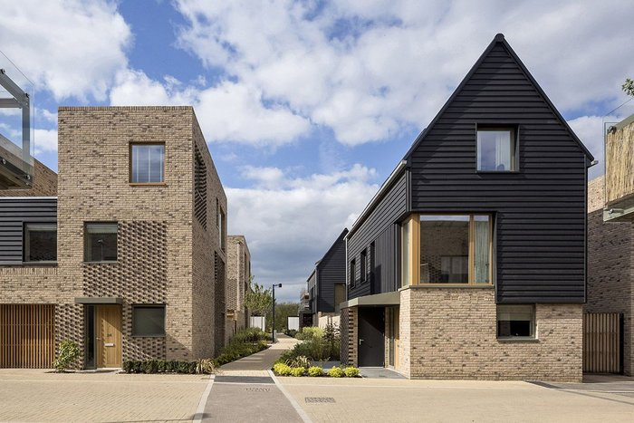 Abode, Great Kneighton – Proctor and Matthews Architects. Click on image.