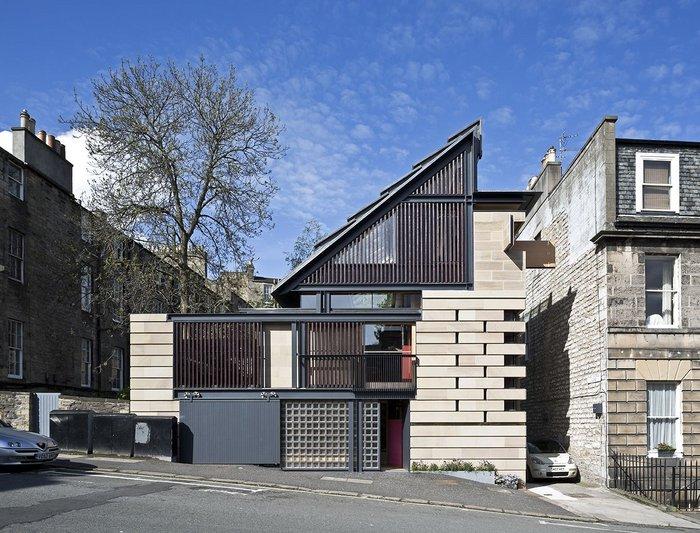 Murphy House, 2B Hart Street, Edinburgh.