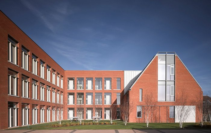 King's College School, Wimbledon by Allies and Morrison