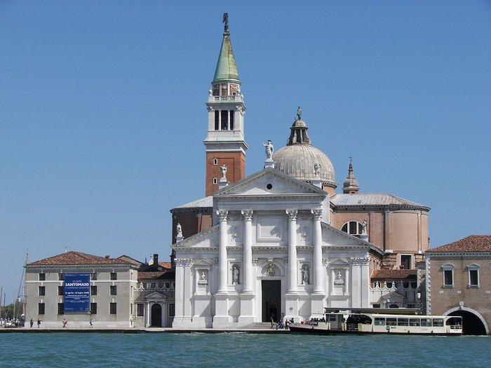 Chiesa di San Giorgio Maggiore, Venice.