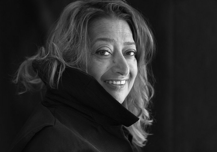 Zaha Hadid DBE, 31 October 1950 – 31 March 2016