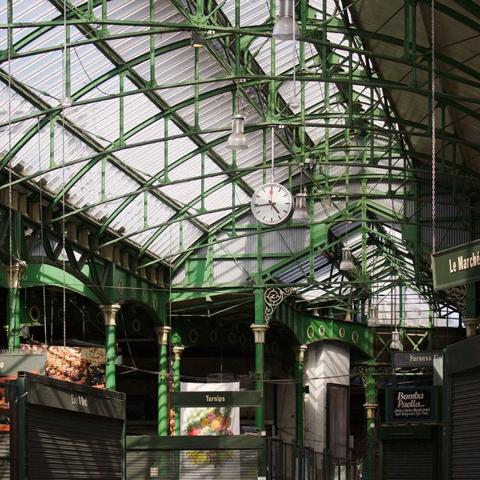 Borough Market, London's oldest food market, is the inspiration for a new composition by DJ, producer and radio-presenter Throwing Shade.