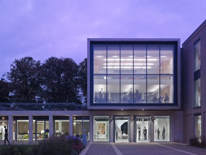 Uppingham School Science Centre – Orms. Click on the image