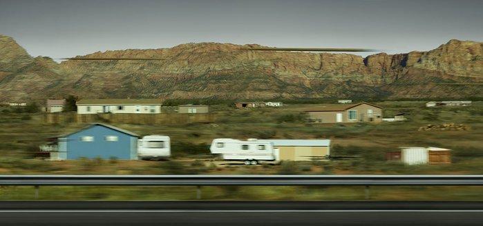 Andreas Gursky Utah (2017)
