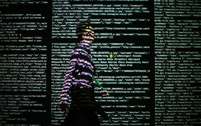 Walking through oceans of information in 'Big Bang Data'.