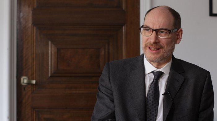 Justin Smith, head of estate development, AELTC