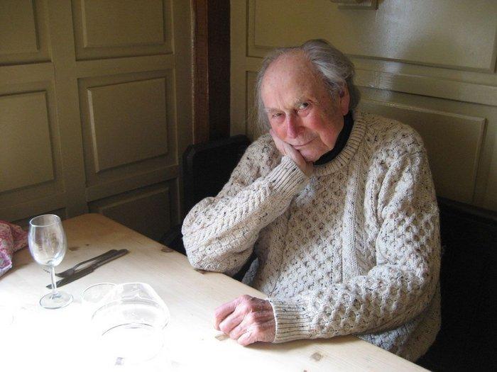 Professor Ivor Smith - architect and teacher 1926 - 2018