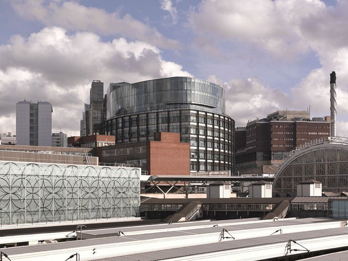 Paddington Integrated Project. Click on the image.