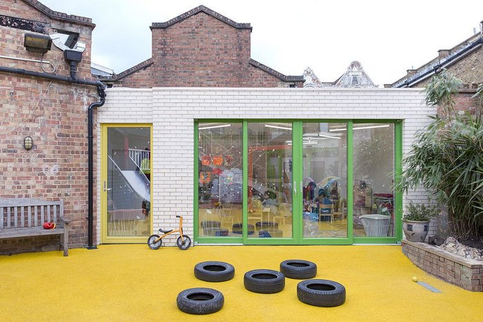 The Bath House Children's Community Centre