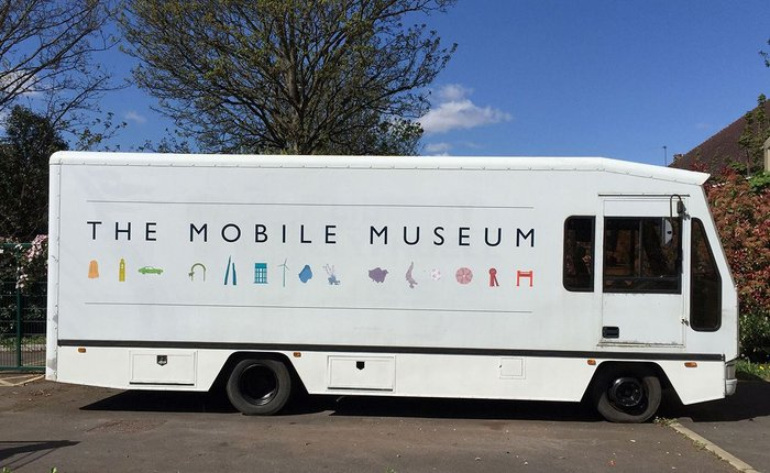 Memories on the move – the Mobile Museum.