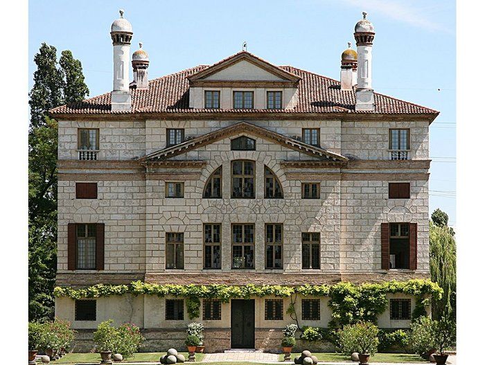 Villa Foscari, Malcontenta di Mira; Andrea Palladio, 1559