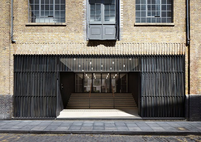 The Loom. Duggan Morris Architects.