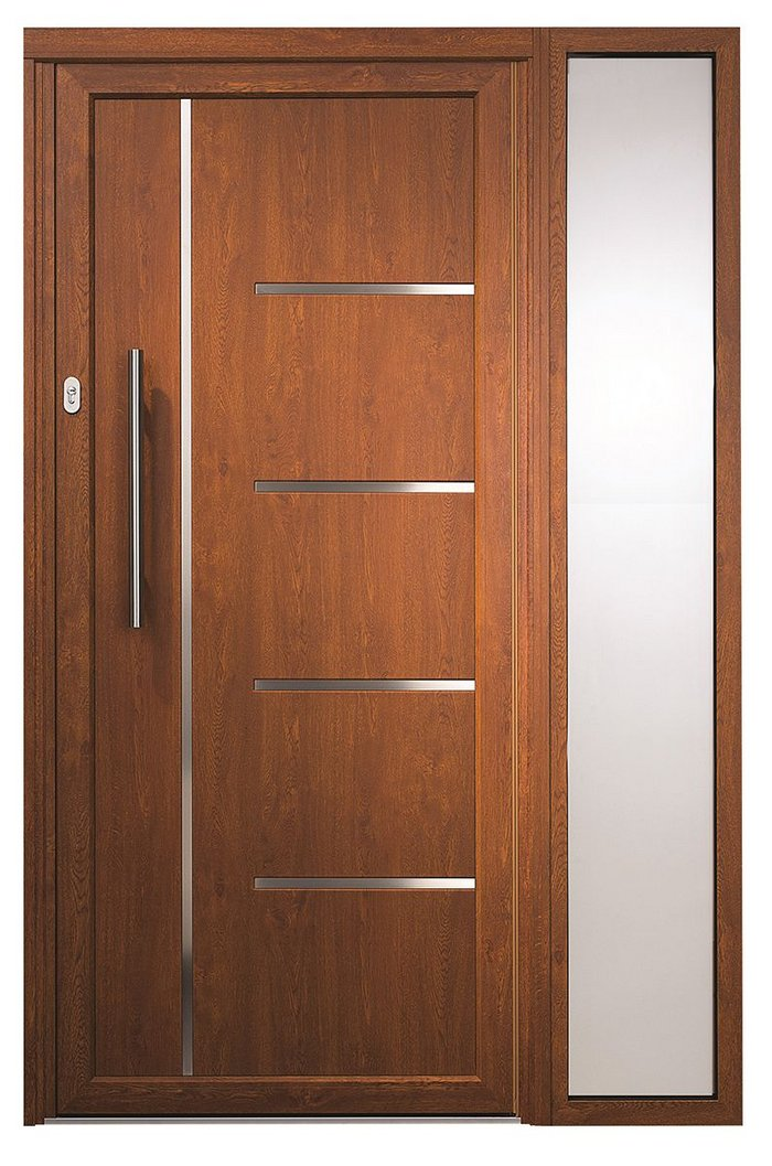 British made Origin Residential Doors offer variety and performance.