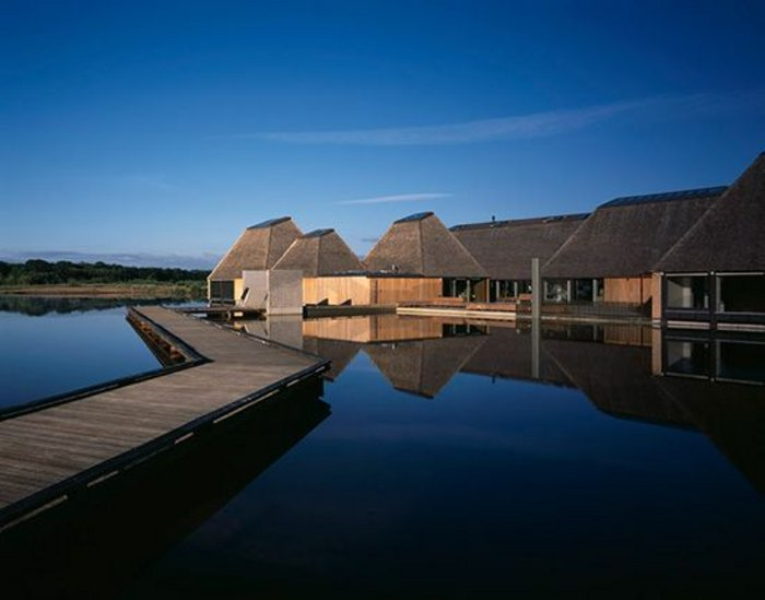 Competitions at their best: Adam Khan Architects' Brockholes, the result of an RIBA competition.