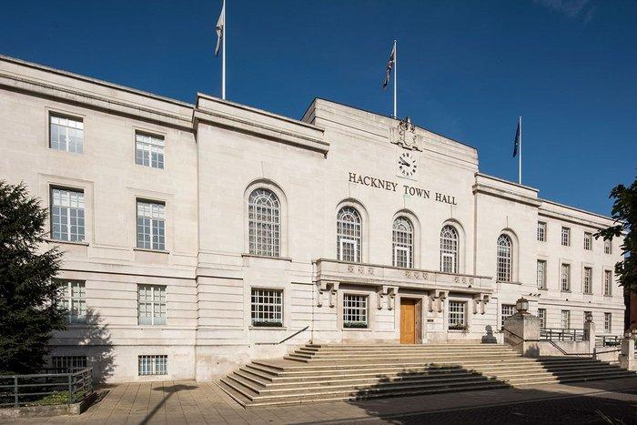 Hackney Town Hall, Hackney