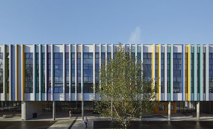 Regent High School, Somers Town