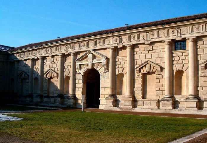 Palazzo del Te, Mantua, Giulio Romano.