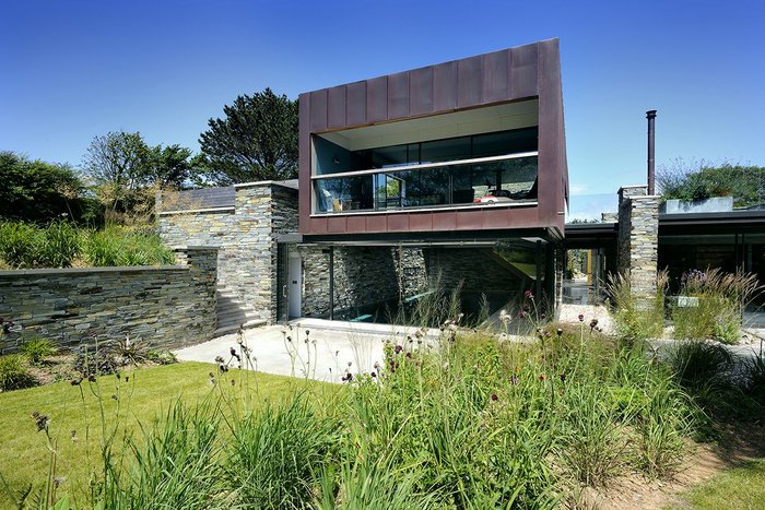 Private house, Kingsbridge Stan Bolt Architect.