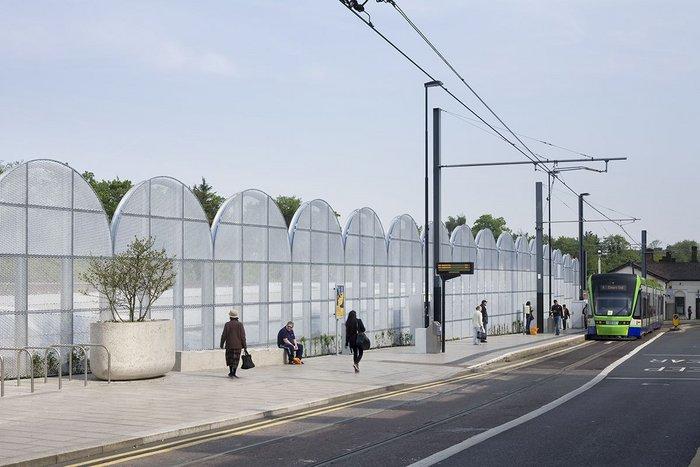 West Croydon Interchange designed by East.