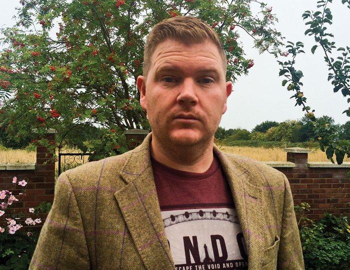 Pace Consult managing director Martin Jones.