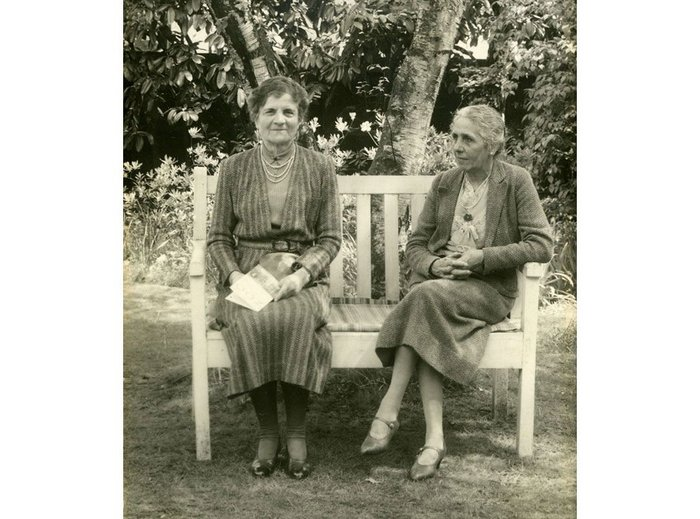 Working for gender equality: the RIBA's Ethel Day campaign draws on the inspiration of pioneering woman architect and first female RIBA member Ethel Mary Charles (left).