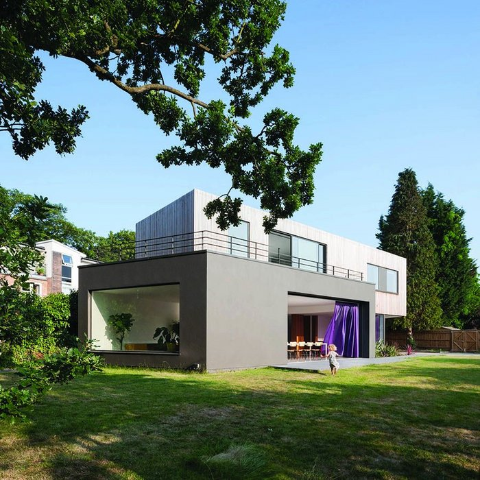 Wedge House, Thames Ditton