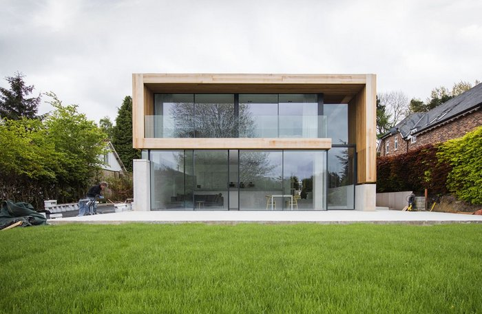 High Quality Credit: Sutherland Hussey Harris Architects