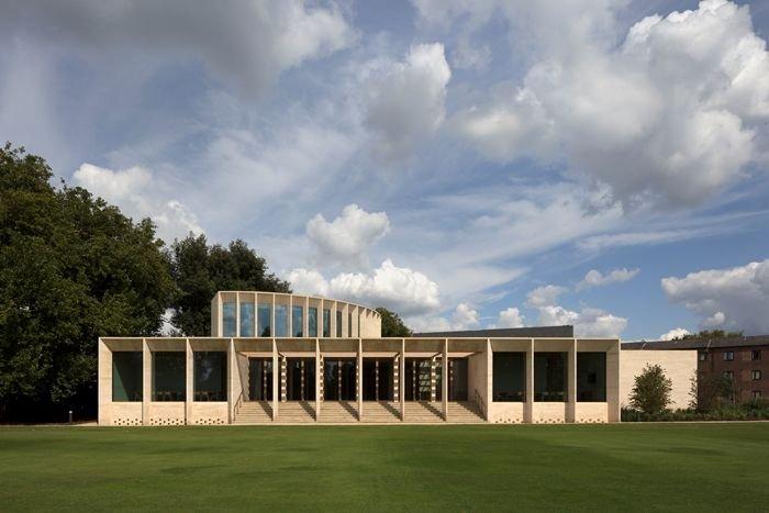 The Sultan Nazrin Shah Centre, Oxford