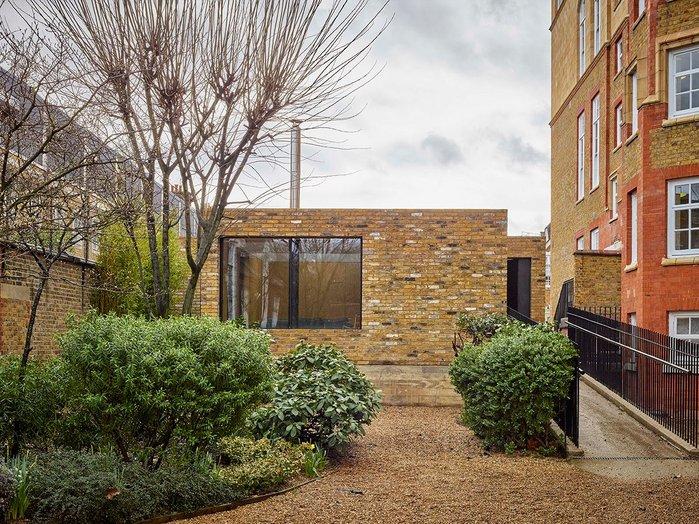 Hidden House, Clerkenwell by Coffey Architects.