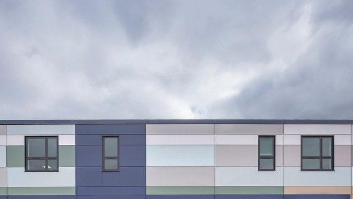 Slim pickings Surface to Air's work with Portakabin at Barking's Riverside free school (primary).jpg