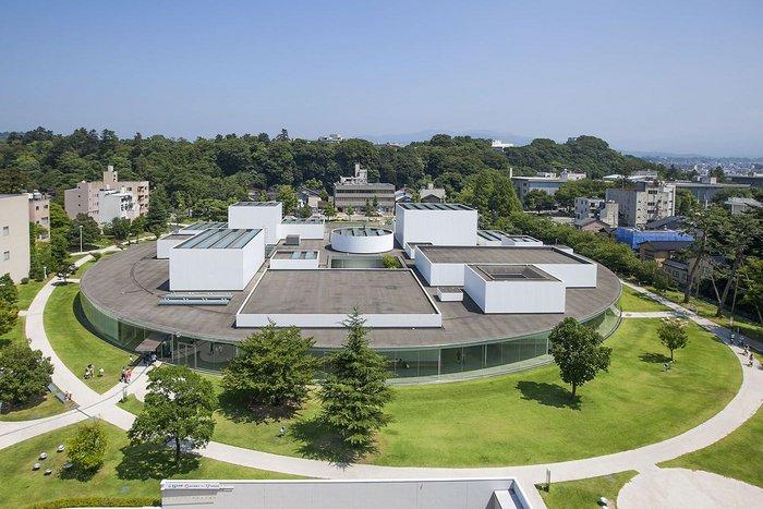 21st Century Museum of Contemporary Art, Kanazawa.