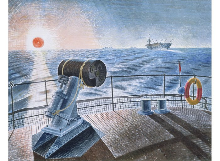 Ravilious Midnight Sun.