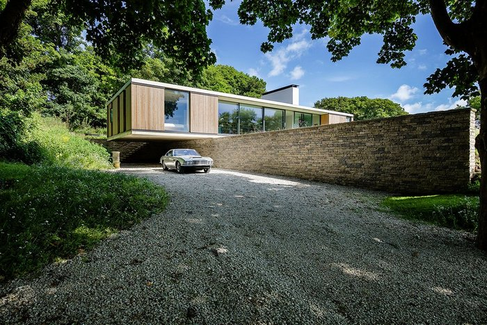 The Quest, Dorset by Strom Architects.