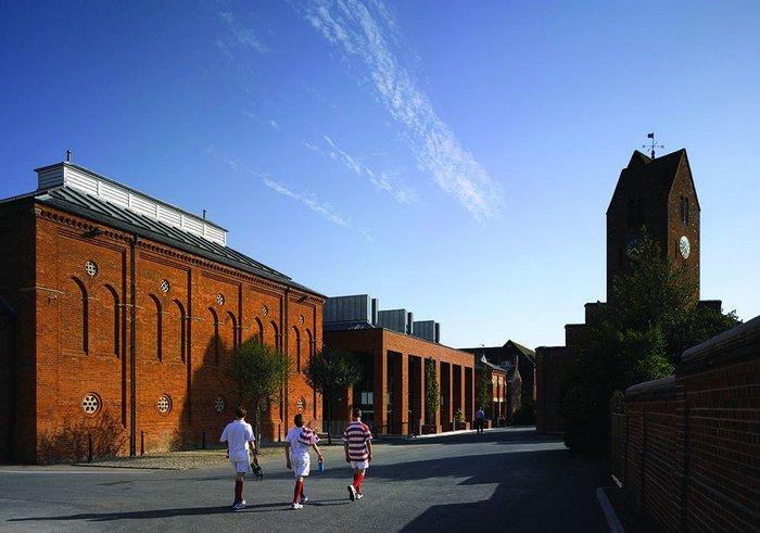 Radley College Clocktower Square
