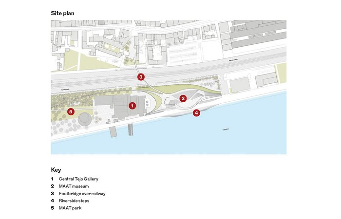 Site plan - click image to view