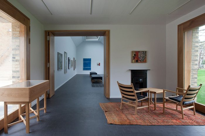 Heong Gallery, Downing College, Cambridge