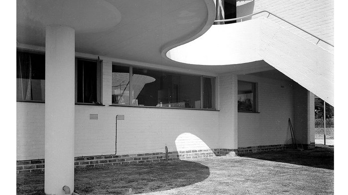 Marcel Breuer, Sea Lane House, Angmering-on-Sea, 1936