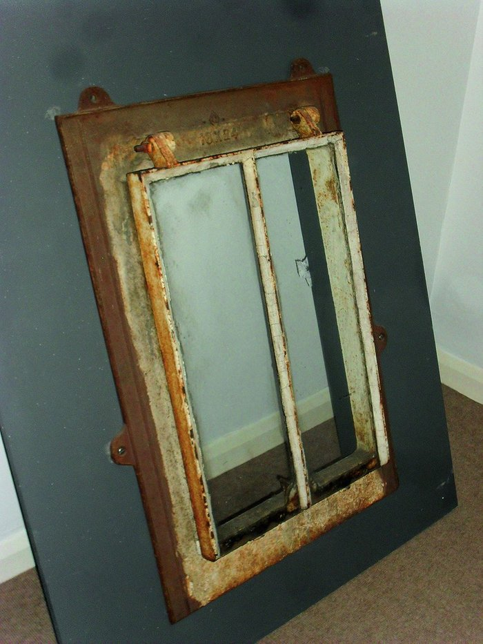 : Peter King's inspiration for the Conservation Rooflight – a Victorian  cast iron frame.