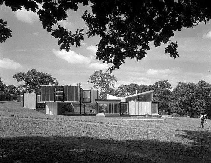 Baldwyns, East Grinstead (1961)