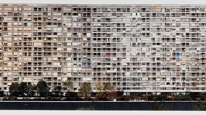 Andreas Gursky, Paris Montparnasse, 1993.