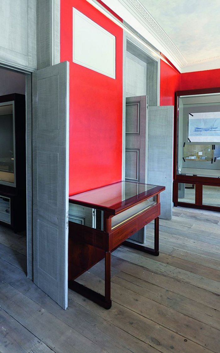 Under Knox Opening Up The Soane has included the completion of two new galleries to the museum.