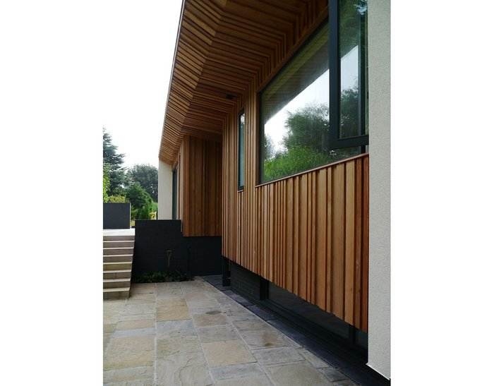 The Knitter's House, Holmfirth – Prue Chiles Architects. Click on image