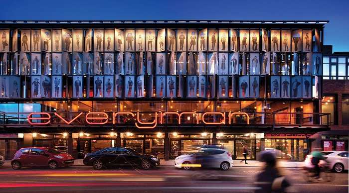 'Haworth Tompkins have delivered a building that is sustainable, technically first rate and with unparalleled accessibility for a theatre,' says Gemma Bodinetz, artistic director of the Stirling Prize winning Liverpool Everyman Theatre.