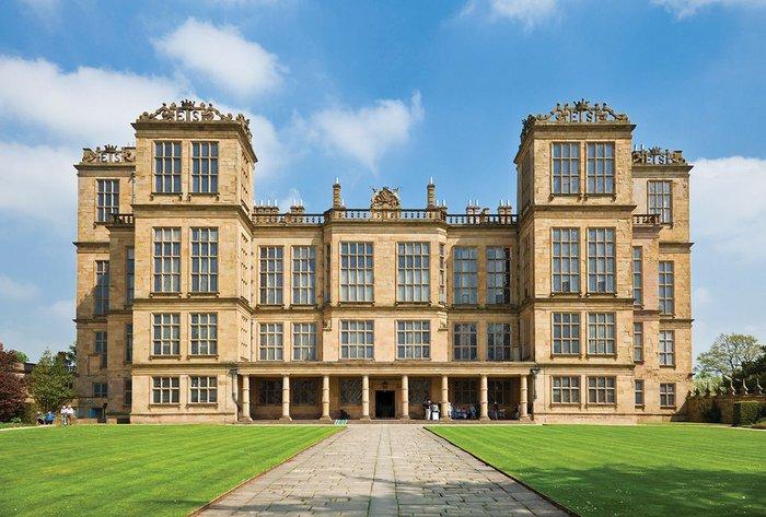 Robert Smythson's Hardwick Hall - Elizabethan high-tech