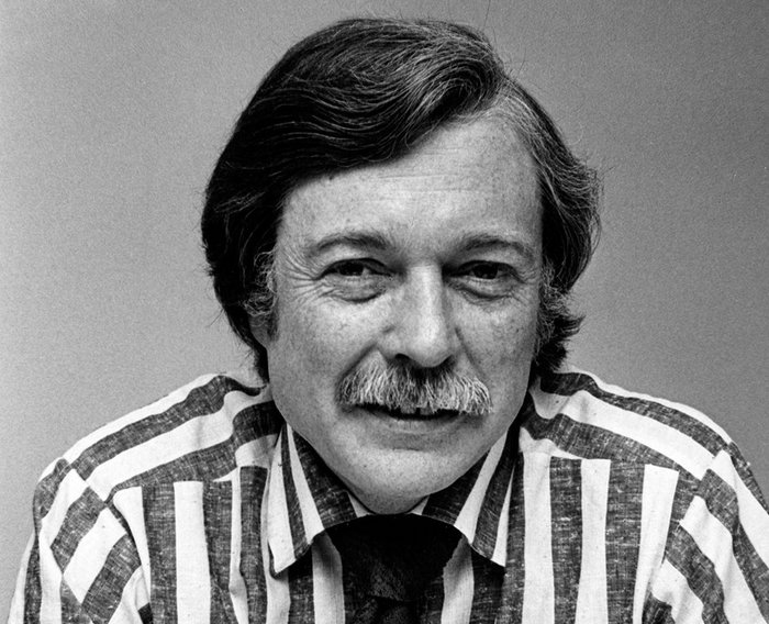 John Partridge, 1924-2016, photographed in 1978.