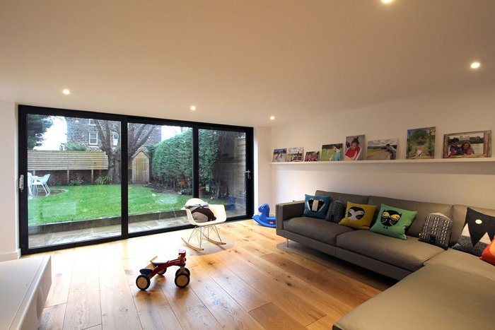 Contemporary Lean-to, Harrogate