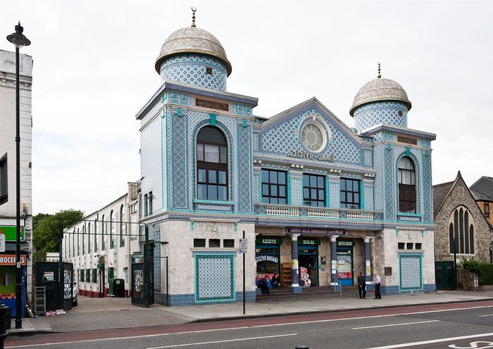 The Aziziye Mosque, London