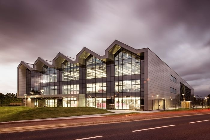 National College For High Speed Rail, Doncaster Campus.