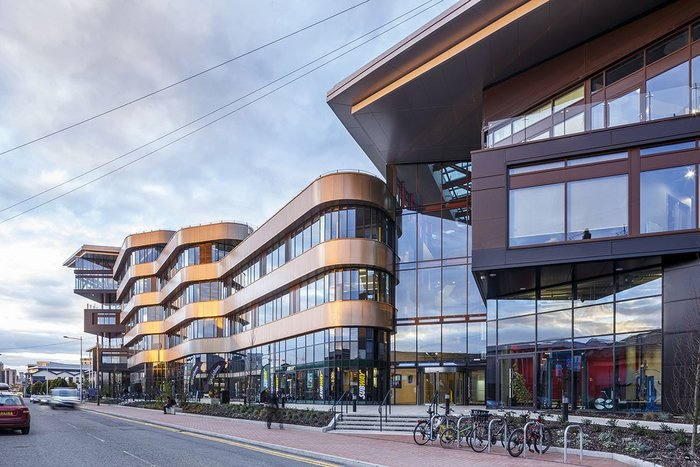 Cardiff and Vale College, New City Centre Community Campus