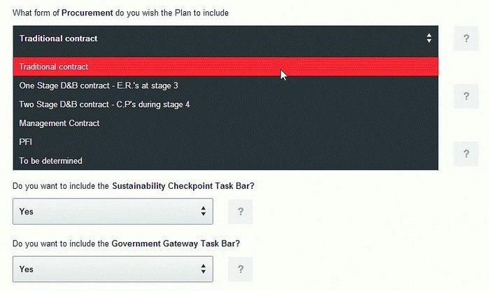 Customising the RIBA  Plan of Work 2013